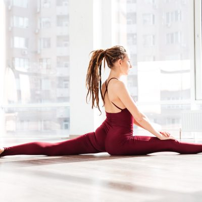 Stretching for dancers