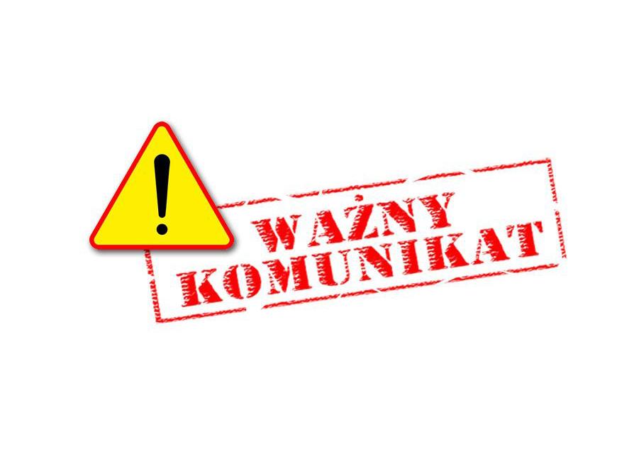 WRACAMY NA SALĘ!